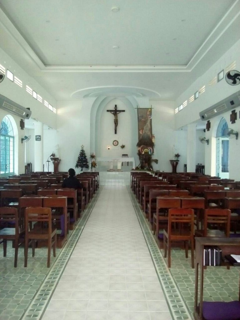 5. Congregation Phan Thiet - Vietnam