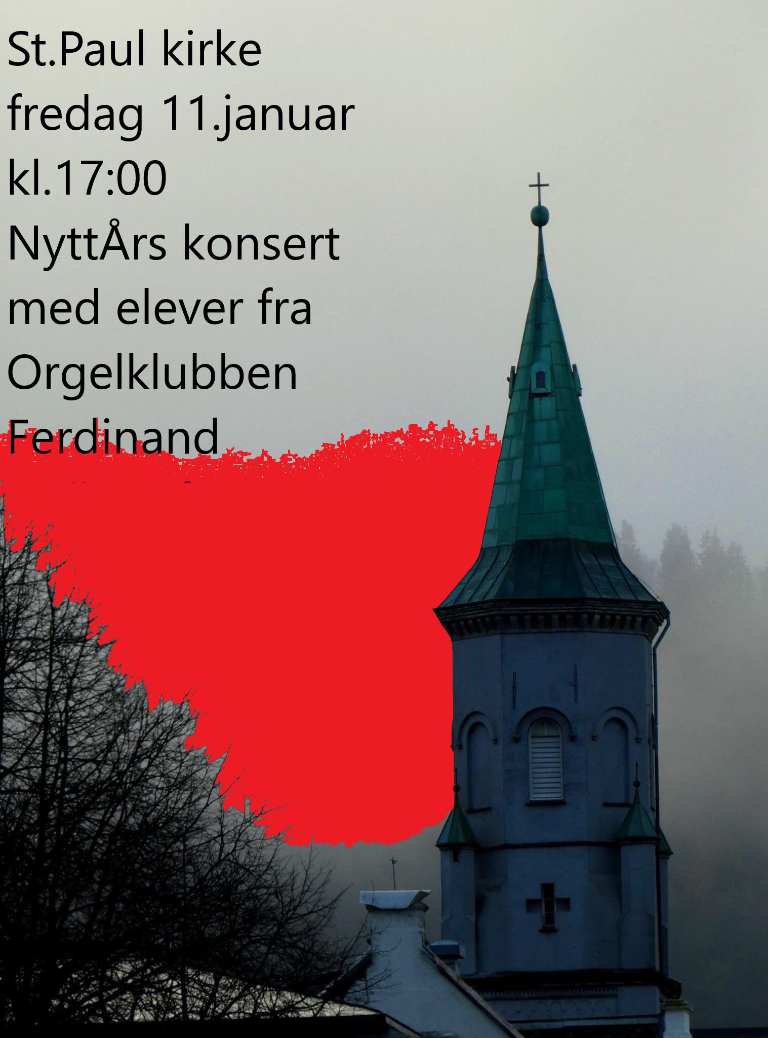 Nyttårskonsert 2019